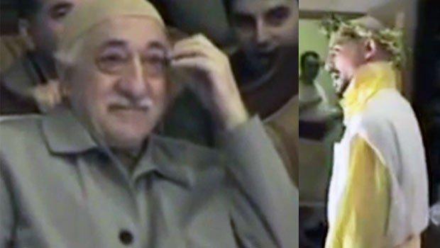 VİDEO   Atalay Demirci'den Fethullah Gülen'e özel gösteri