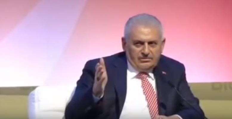 VİDEO | Binali Yıldırım'dan Hint gazeteciye 'Mister Gülen' azarı: Ne misteri ya? Alçak!