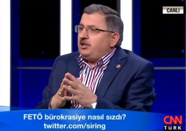 VİDEO | AKP'li vekil Gündoğdu: Cemaat'i devlete CHP yerleştirdi