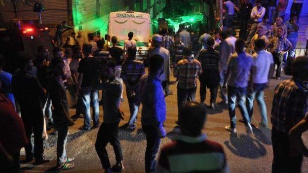Gaziantep'te'düğün' yasağı
