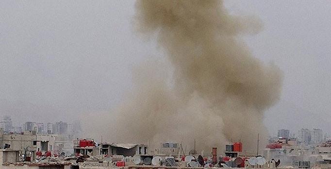 Haseke'de bombalı saldırı