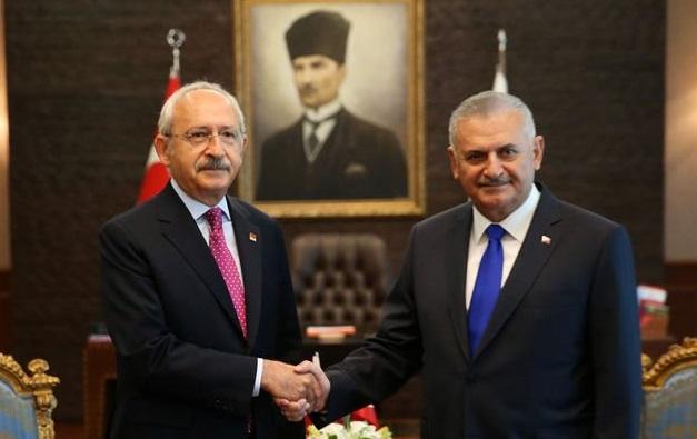 Kılıçdaroğlu ilk kez AKP'de: İşte alınan karar...