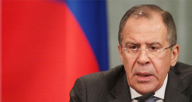 Lavrov'dan ABD ile ilgili dikkat çeken açıklama