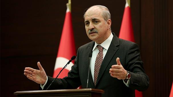 Hükümet Sözcüsü Kurtulmuş'tan'yeni darbe' açıklaması