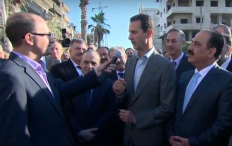 VİDEO | Esad Deraya'da konuştu: Sahte özgürlük vaadi bir avuç dolarla başlar (TÜRKÇE ALTYAZILI)