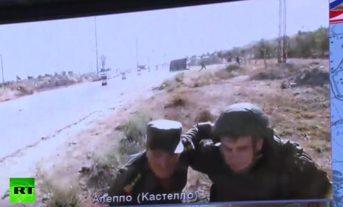 VİDEO | Cihatçılar canlı yayında Rus ve Suriyeli askerlere ateş açtı!