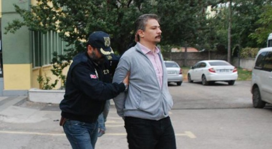 HDP MYK: Alp Altınörs'ün tutuklanması kabul edilemez...