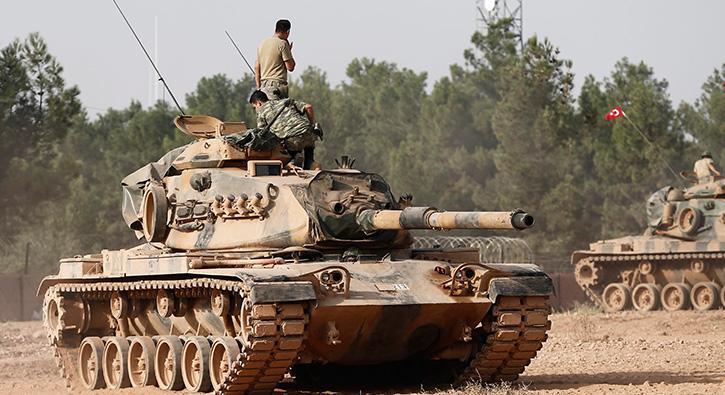 Reuters: Türk askeri araçları İdlib'e girdi