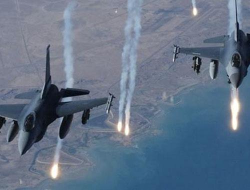 Suriye'ye dönük çifte emperyalist saldırganlık: ABD Deyr Ez-Zor'u, İsrail Golan tepelerini vurdu!