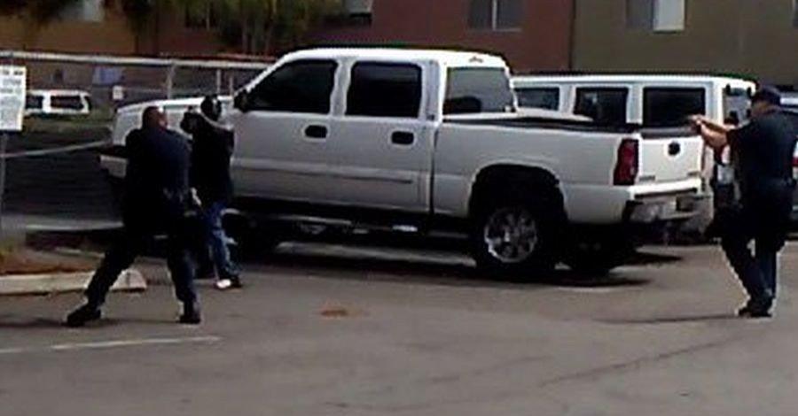 Cebinden 'nesne' çıkarması yetti: ABD'de polis bir siyahiyi daha öldürdü