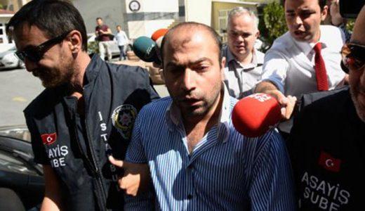 Tekmeci Abdullah Çakıroğlu tutuklandı!