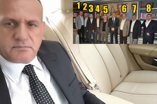 'Audi sevdalısı' AKP'li başkan Cemaatçi patronlarla