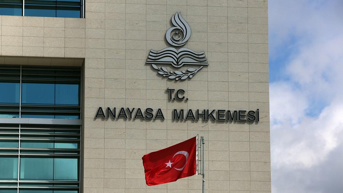 AYM HDP'li vekillerle ilgili başvuruyu oy birliğiyle reddetti