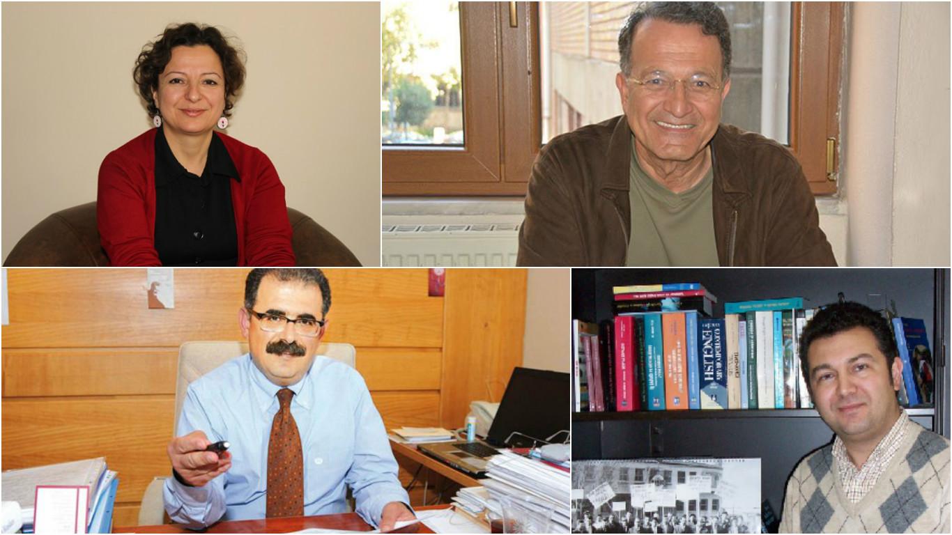 FETÖ bahane: Barış bildirisine imza atan akademisyenler ihraç edildi