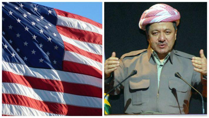 Barzani: ABD ile değil Bağdat'la sorunlarımız var
