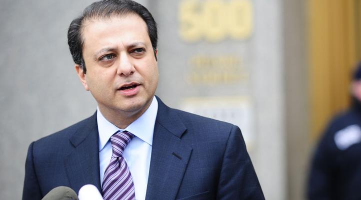 Savcı Bharara'dan Erdoğan'ın'FETÖ' iddiasına yanıt