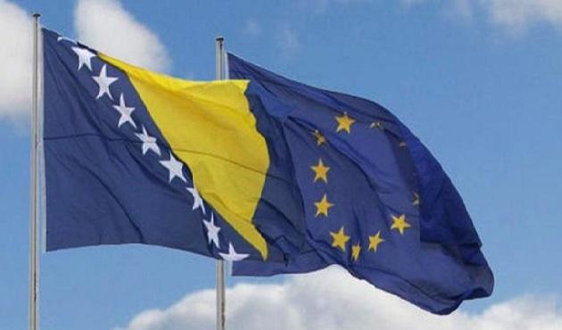 Bosna Hersek AB'ye kabul edildi