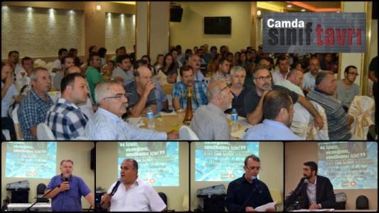 VİDEO | Camda Sınıf Tavrı: Türkiye işçi sınıfı üzerindeki kuşatma kırılacak!