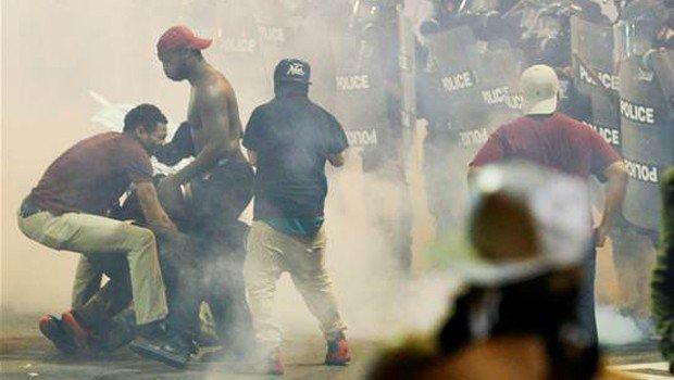 ABD'de polis terörüne isyan: Protestolar sonrası OHAL ilan edildi