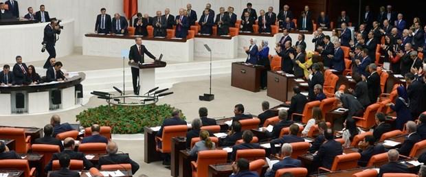 CHP'den Meclis açılışında Erdoğan kararı