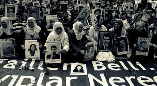 Türkiye'nin en uzun eylemi 600. haftasında