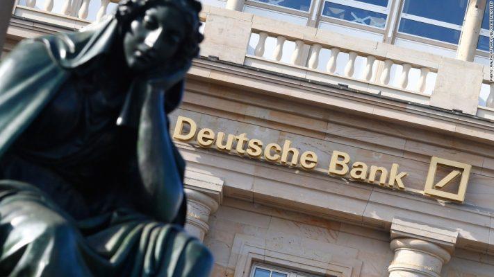 Deutsche Bank'a Amerika'da 14 milyar dolarlık ceza geliyor