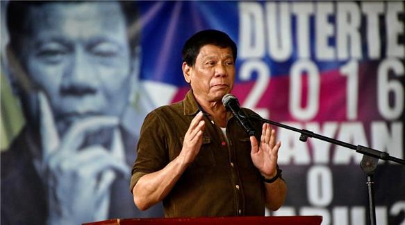 Filipinler liderinin yeni hedefi Avrupa Birliği: