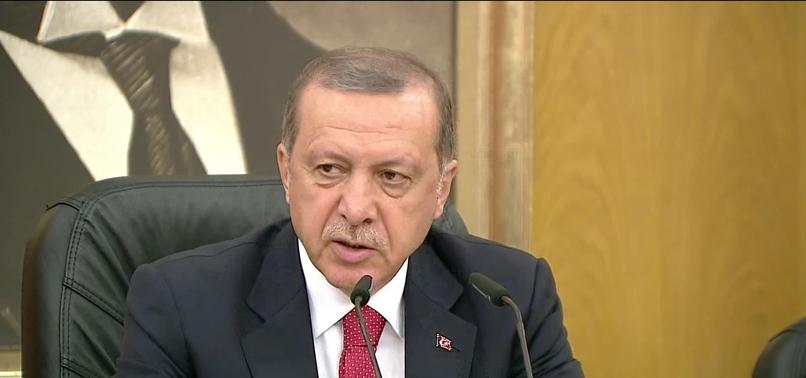 Erdoğan: ABD'li askerleri biz kurtardık