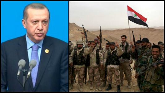 Suriye Ordusu Halep'i kuşattı, Erdoğan telaşlandı!