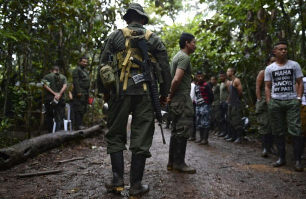 Kolombiya'da barış: FARC AB'nin