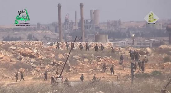 Suriye Ordusu'ndan Halep'te önemli kazanım: Handarat kampı kontrol altında!