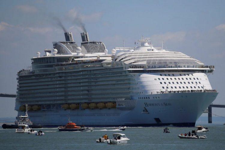 Dünyanın en büyük yolcu gemisinde iş cinayeti!