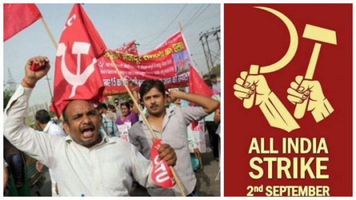 Hindistan'da 150 milyonluk grev