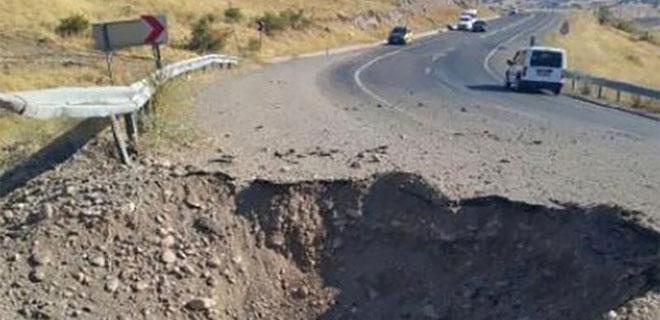 Hozat'ta patlama: 2 sivil hayatını kaybetti