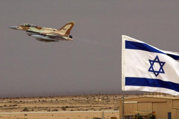 Suriye Ordusu İsrail uçağını düşürdüğünü duyurdu