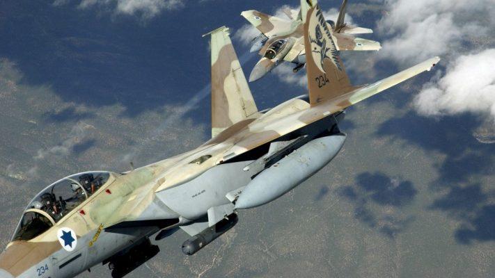 İsrail Kuneytra'da Suriye'nin topçu mevzilerini bombaladı