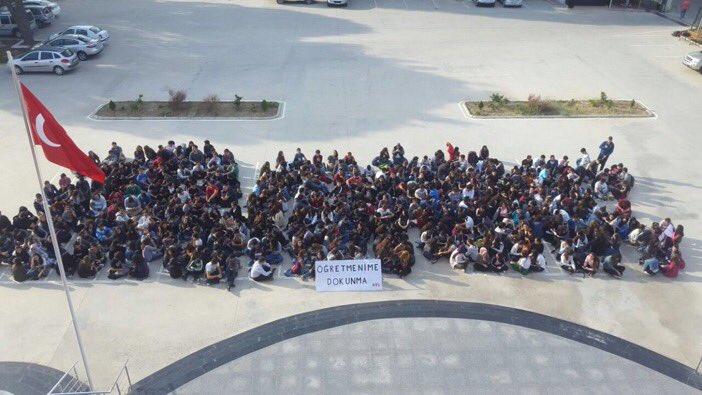 VİDEO | İzmir Fen Lisesi öğrencilerinden