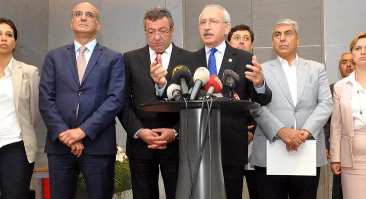 Kılıçdaroğlu'ndan AKP'ye Cerablus kasidesi
