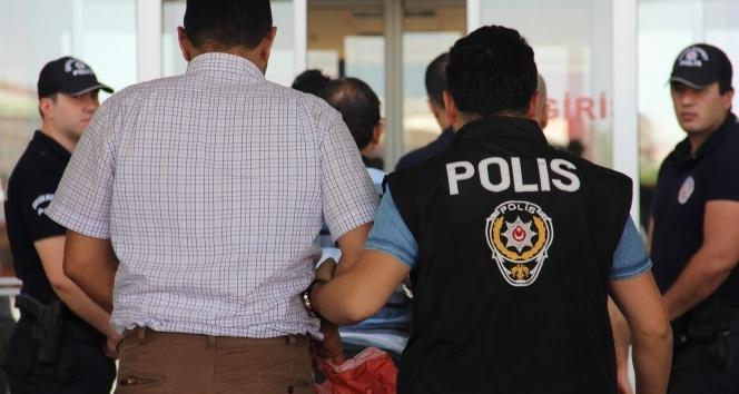 TBMM İdare Amiri'nin kardeşi gözaltına alındı