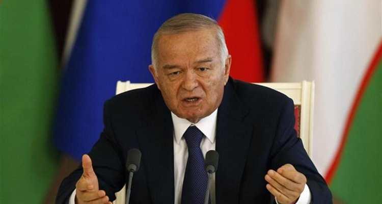 Özbekistan Cumhurbaşkanı İslam Kerimov öldü