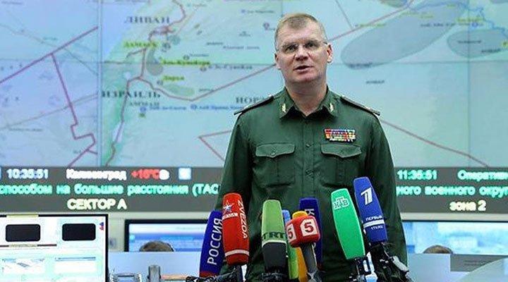 Rusya Savunma Bakanlığı: Suriye'de 7 IŞİD komutanını öldürdük