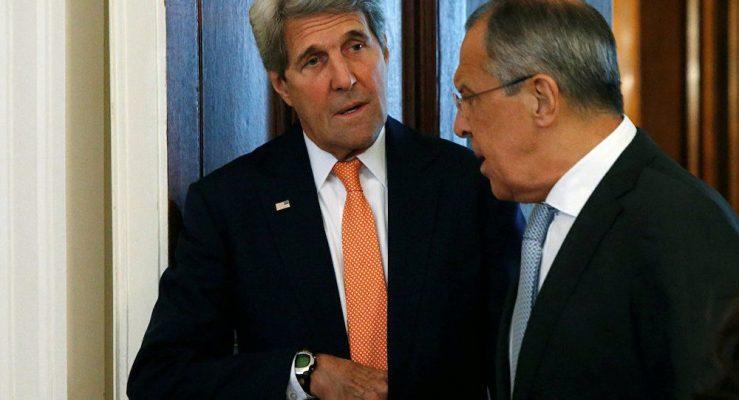 Kerry Lavrov'la görüşmek için Cenevre'de
