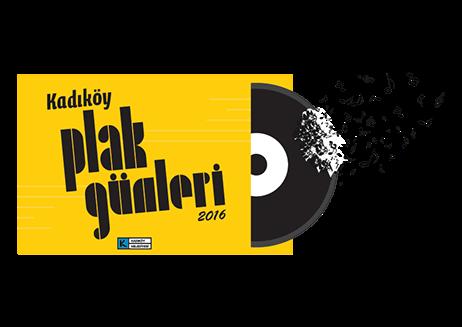 Plak tutkunları için Kadıköy Belediyesi'nden Plak Günleri