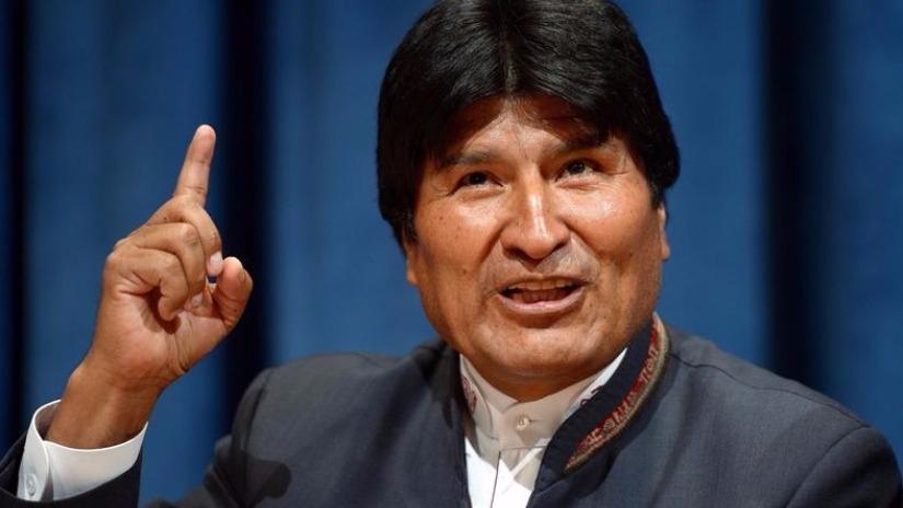 Morales'ten Obama'ya sert çıkış: Gülünçsünüz!