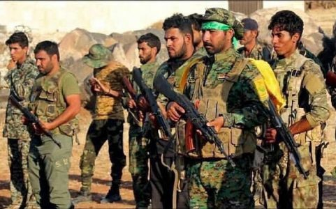 Iraklı Şii milis grubu Halep'e 1000'den fazla savaşçı gönderdi