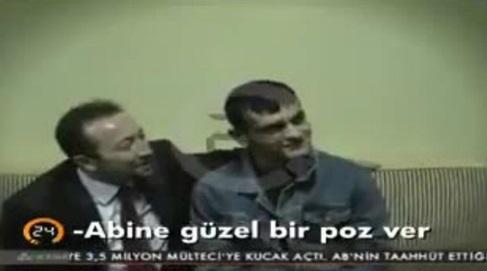 VİDEO | Hrant Dink'in katilinin emniyetteki yeni görüntüleri 'servis' edildi