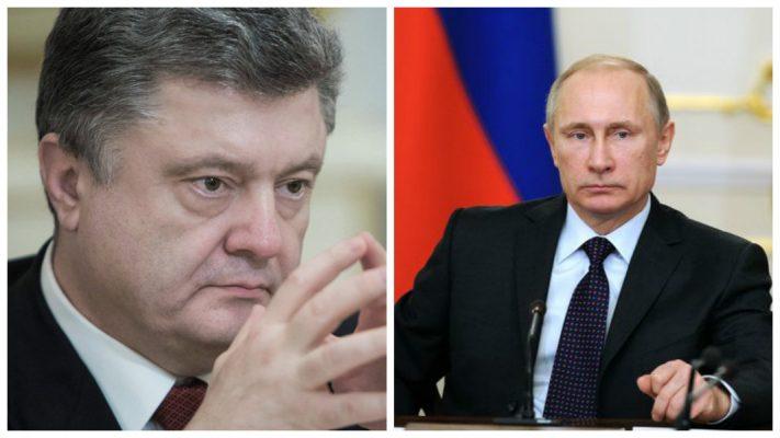 Ukrayna'nın NATO'cu Cumhurbaşkanı Poroşenko: Rusya'daki seçimler gayrimeşru