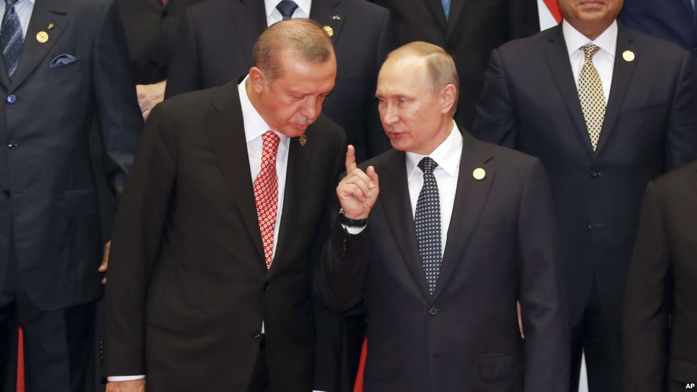 Erdoğan Putin'den nasıl özür diledi?
