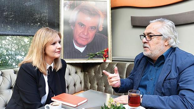 Rutkay Aziz: Tarık'ın cenazesi komünistlerin, yurtseverlerin, Atatürkçülerin öfke seliydi