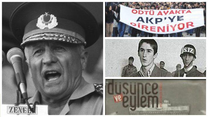 SERBEST KÜRSÜ | 12 Eylül'den bugüne gençlik mücadelesi ve yarınlar...